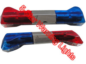 360 Degree Halogen LED Police Lightbar pictures & photos