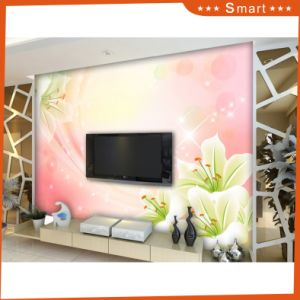 Hot Sales Customized Flower Design 3D Oil Painting for Home Decoration (Model No.: Hx-5-054) pictures & photos