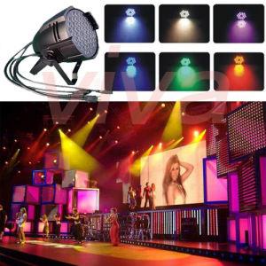 DMX 54PCS*3W Colorful RGB LED PAR 64 Stage Light