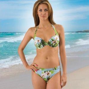 Lady′s Fashion Sexy Bikini, Swimwear (YSD-122)
