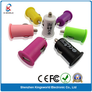 Single Port MP3 USB Car Charger (KW-0740) pictures & photos