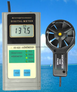 Digital Anemometer (AM-4826) pictures & photos