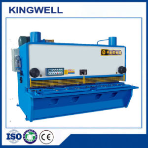Hydraulic Guillotine Shearing Machine with Best Price (QC11Y-16X3200) pictures & photos