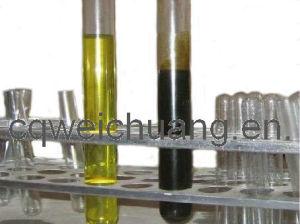 Black Engine Oil/Motor Oil/Truck Oil Regeneration Equipment