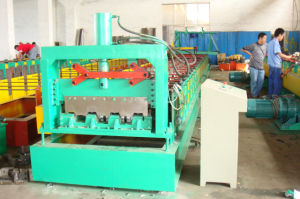 Construction Metal Deck Roll Forming Machine pictures & photos