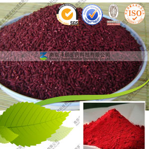 Functional Red Yeast Rice Powder Monacolin K pictures & photos