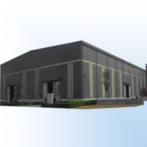Prefabricated Modular Workshop Steel Structure
