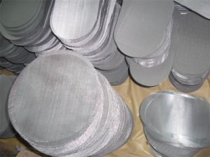 30mm 40mm 50mm 75mm Stainless Steel Disc, Stainless Steel Round Filter Disc pictures & photos