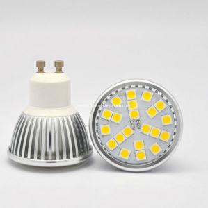5050 LED 21PCS 3W GU10 AC85-265V LED Spotlight pictures & photos
