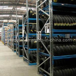 Automoblie Wheels Tire Shelf Tyre Rack Warehouse Storage Tire Rack pictures & photos