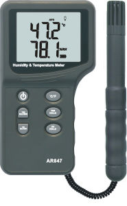 Temperature Humidity Meter pictures & photos