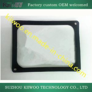 Silicone Rubber Flat Gaskets with Glue