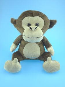 Sitting Monkey Animal Plush Toy pictures & photos
