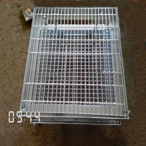 HaoYuan Galvanized Drain Cover Plate pictures & photos