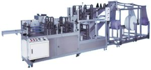Automatic CD and DVD Protector Making Machine
