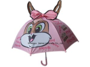 Children Umbrella Animal Style Kids Umbrella (CU012) pictures & photos