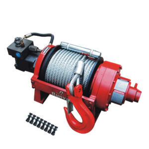 Hydraulic Winch (20000IBS) pictures & photos