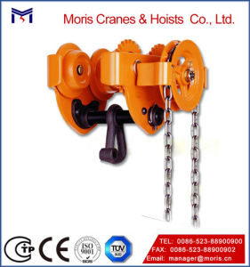 Manual Geared Trolley for Chain Block pictures & photos