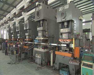Jl21series Open Back Adjustable Stroke Press Machine pictures & photos