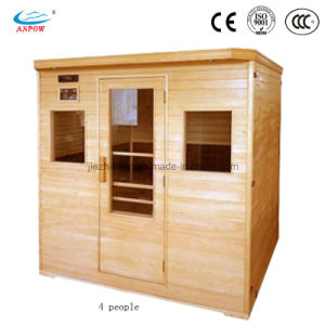 4 People Far Infrared Sauna Rooms for Relaxation & Lose Weight pictures & photos