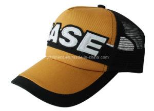Felt Applique Embroidery Sport Mesh Trucker Hat (TRT044) pictures & photos