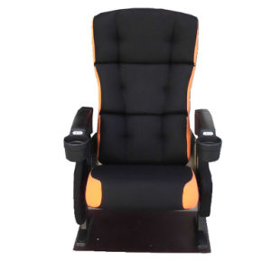 Commercial Theatre Seating Hall Chair Luxury Cinema Seat (EB03) pictures & photos