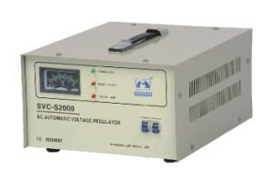 SVC-S(Super-Thin Type) Voltage Stabilizer(AVR) pictures & photos