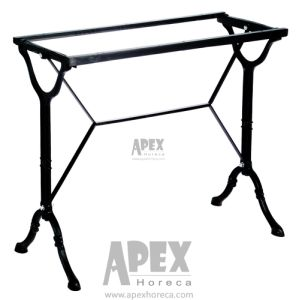 Rectangle Table Base (AB2203CI) Steel Base Iron Table Base pictures & photos