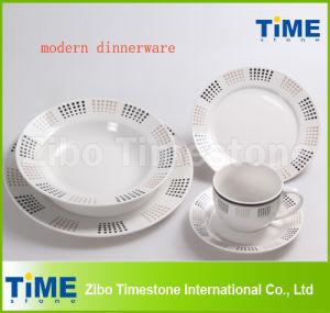 Modern German Grace Designs Ceramic Dinnerware pictures & photos