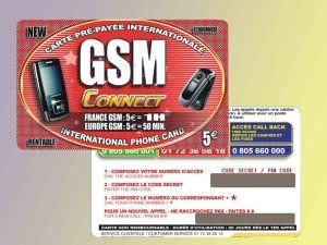 Prepaid Phone Card (07)