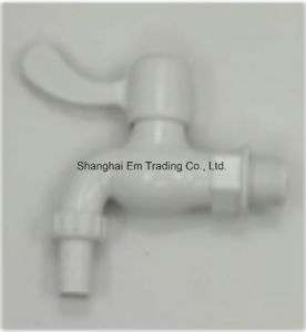 mm PP Bibcock, Plastic Water Ball Valve pictures & photos