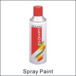 Aerosol Acrylic Paint