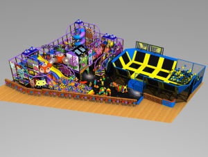 Big Discount Children Naughty Castle Indoor Playground (QL-A089) pictures & photos
