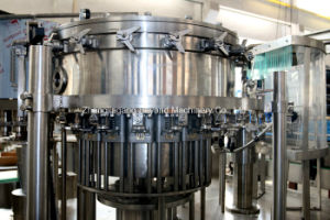 High Quality Competitive Price Small Carbonated Drink Filling Machine pictures & photos