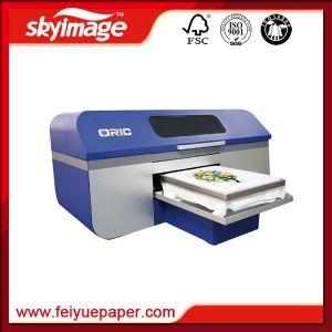 Direct to Garment Printer Oric Tx-63604tg with Ricoh Printhead Multifuncional T-Shirt Printer pictures & photos