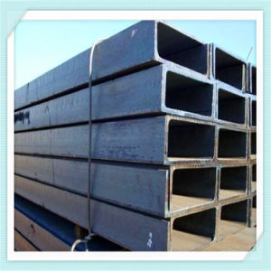 Hot Rolled Q235 Steel U Channel with High Quality in China pictures & photos