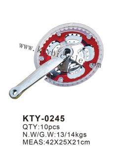 Bike Chain Wheel Crank (KTY-0245)