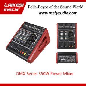 DMX1200d 12 Channels Power Mixer Amplifier 16DSP Effect pictures & photos