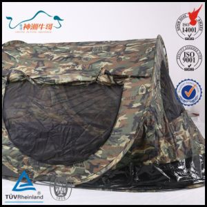 2017 New Design Camouflage Military Pop up Outdoor Camping Tent pictures & photos