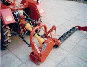 Finishing Lawn Mower pictures & photos