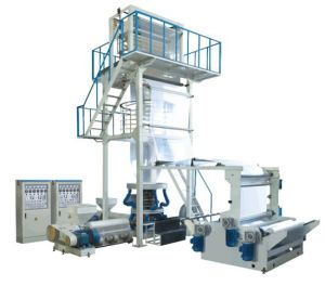 Double Layers Film Co-Extrusion Machine (YT/2L)