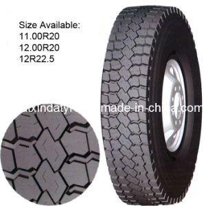 Truck & Bus Radial Tire, Rubber Tire (11.00R20 12.00R20 12R22.5) pictures & photos