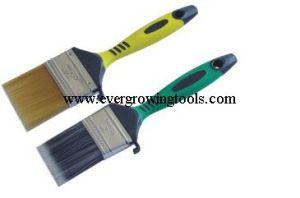Paint Brush Rubber Handle