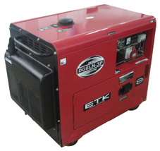 Diesel Generator with CE Andiso9001 (DG6LN-3P New Style) pictures & photos