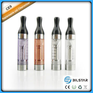 The Most Popular EGO Clearomizer Changeable with 2.4ml Liquid CE9