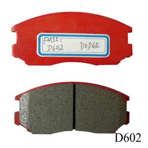 D602 Daihatsu Terios Disc Brake Pad