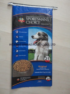 BOPP Woven Bags for Dog/Cat Feed pictures & photos