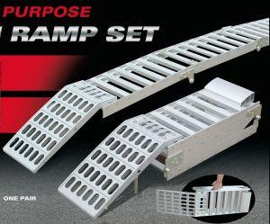 Foldable Steel Ramp Set