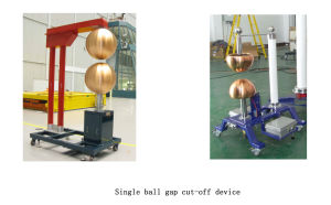 Sphere Gap Resister (For high voltage test) pictures & photos