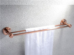 Amanda Series - Double Towel Bar (AM-08B-CP)